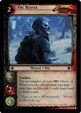 Lotr Tcg Orc Runner 5C109 Battle of Helm's Deep Lord of the Rings Nm Foil