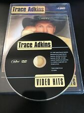 Trace Adkins - Video Hits  DVD Disc Only