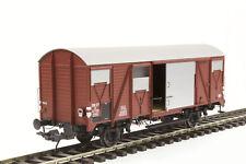 Lenz 42244-01 Güterwagen K4 SBB mit Schlusslicht Spur 0