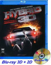 BLU-RAY 3D + 2D : HYBRID 3D