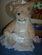 Annette Funicello Large Collectable Lady Bear Gorgeous!