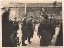 PHOTO ALLEMANDE WW2 --- A.H AVEC NOMBREUX XX