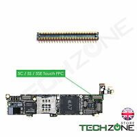 iPhone 5C iPhone 5S iPhone SE Touch FPC Connector Screen Digitiser Socket