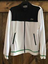 RARE Lacoste Full Zip Track Suit Athletes Jacket Mens Size Medium