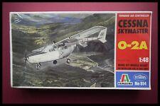 Italeri Italaerei 1:48 Cessna Skymaster O-2A Model Kit Sealed Box