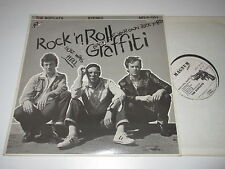 LP/THE BOPCATS/ROCK N ROLL GRAFFITI/MFLP-001 magnum Force