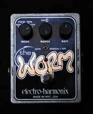 The Worm Electro Harmonix Made in NYC USA phaseurs Tremolo Pedal Effect