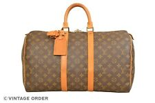 Louis Vuitton Monogram Keepall 45 Travel Bag M41428 - YG01016
