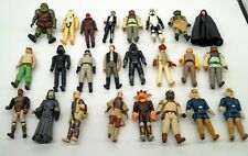 Vintage Star Wars Figures 25 Figure Lot Bundle Kenner Han Solo