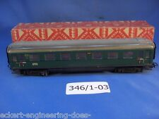 EE 346/1-03 LN Marklin HO 2nd Class DB Passenger Coach Original Box OBX aka 4006