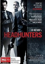 Headhunters (DVD, 2012) Region 4