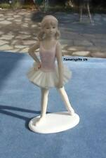 Annie Rowe Dance Class Ballerina Leonardo Figurine Bnib