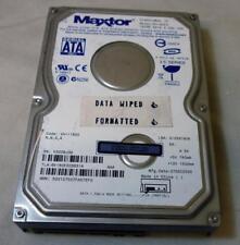 """160 GB Maxtor DiamondMAX 10 6V160E0 3.5"""" unità disco fisso SATA/HDD"""