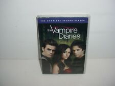 The Vampire Diaries Complete Second Season DVD