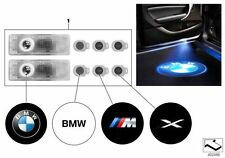 Brand New Genuine BMW LED Door Logo Light Projectors 63312414105
