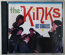 THE KINKS HIT SINGLES / 20 TRACK COMPILATION / DIGITALLY MASTERED / GERMAN ISSUE