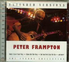 PETER FRAMPTON - Extended Versions - CD - BMG Special Products - NEW - SEALED