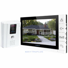 HOMSECUR Video Door Bell Intercom with 9'' Large LCD Monitor & Wide View Camera