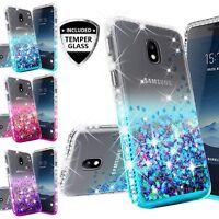 LG K20 Plus / K20 V / LV5 / K10 2017 / Harmony / Grace Liquid Glitter Case Cover