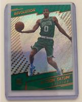 2017-18 Panini Revolution Jayson Tatum RC Rookie Celtics #121