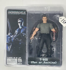 Terminator 2 Judgment Day T-800 Man or Machine NECA REEL TOYS Figure NEW (159)