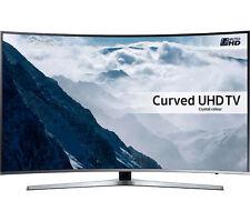 "SAMSUNG UE55KU6670 SMART TV LED 55"" Ultra HD 4K - Risoluzione: 3840x2160 * NUOVO"