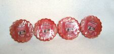 Yankee Candle KITCHEN SPICE Wax Tarts Lot of 4