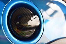 MINI COOPER S CARBON FIBER FUEL CAP GAS TANK COVER Clubman S R55 R56 R57 R58 R59