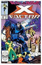 X-FACTOR #25(2/88)2nd FULL ARCHANGEL(*2nd CVR)3rd HORSEMEN(CGC WORTHY)9.8/BEAUTY