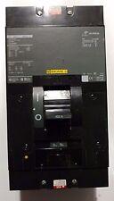Lal26400 Square D Circuit Breaker, 400A, 600V