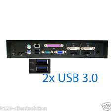 Dell Station d'accueil E-PORT PLUS II PR02X / e-port plus avec 2x USB 3.0