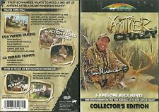 Hunting Deer Moose Elk Caribou Antler Crazy Pro Tom Miranda 100 Minutes DVD NEW