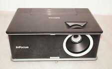 InFocus DLP Digital Projector P/N: IN3114 - Powers On