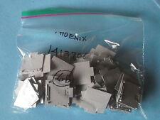 1413706 PHOENIX CONTACT - QTY 66 - D-MBK5/E-T TERMINAL BLOCK END COVER  NEW