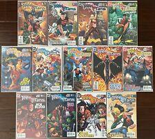 New listing Teen Titans 1 2 3 4 5 6 7 8 9 10 11 12 13 (Dc 2003) Johns * High Grade Keys *