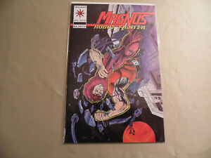 Magnus Robot Fighter #23 (Valiant 1993) Free Domestic Shipping