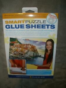 New Smart Puzzle Glue Sheets