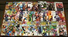 Captain America Comic Book Collection ( 41 Different ) Nice!