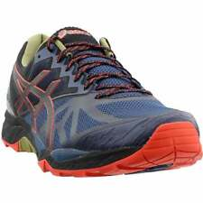 ASICS GEL-Fujitrabuco 6  Casual Running  Shoes - Blue - Mens
