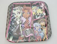 Monster High Party Plates 8 Per Package Birthday Supplies. Free Shipping