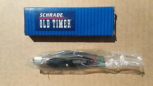 Old Timer Schrade 8OT Senior Pocket Knife Stainless Steel Three Blade New in Box