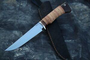 Nazarov Knives Russland 95H18 Jagd Outdoor Messer handarbeit Rostfrei HRC-60