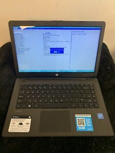 """HP Stream 14-cb164wm 14"""" Celeron N4000 1.1GHz 4GB/32GB eMMC NO OS  #52"""