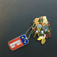 WDW - Memorial Day 2001 - Donald Duck - Limited Edition 3500 Disney Pin 5225