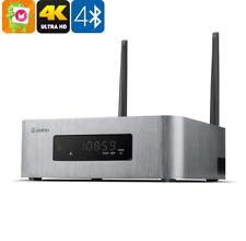 Android 6 0 Smart Media TV Box 4K Realtek RTD 1295 2GB RAM HDMI WiFi SATA HDD