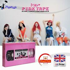 NEW f(x) The 2nd Album 'Pink Tape'