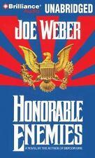 Honorable Enemies by Joe Weber (2013, MP3 CD, Unabridged)