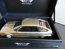 CITROEN CX PALLAS BEIGE 1/18 NEO no CX GTI otto