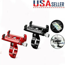 Aluminum Bicycle Holder Alloy Motorcycle Bike MTB Handlebar For Cell Phone GPS