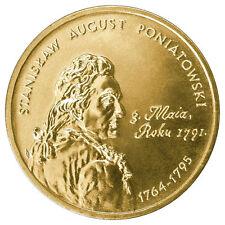 50 x 2 zl coins Munzen Bag,Poniatowski 2005 r